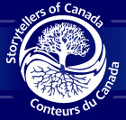 Storytellers of Canada / Conteurs du Canada Logo