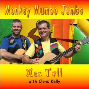 Monkey Mumbo Jumbo Cover