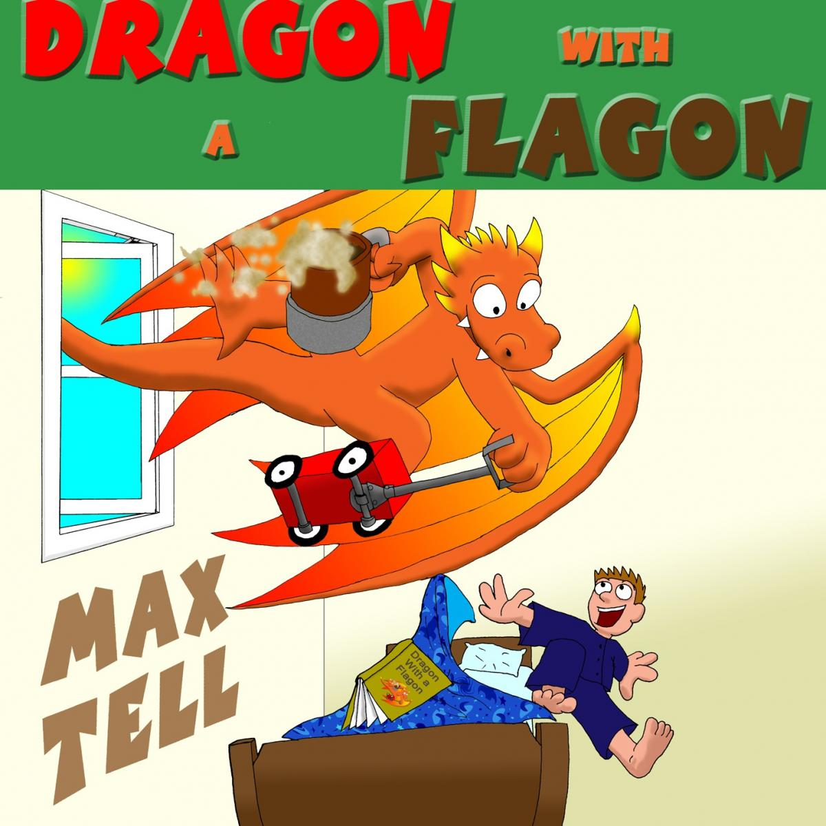 Dragon with a Flagon Review