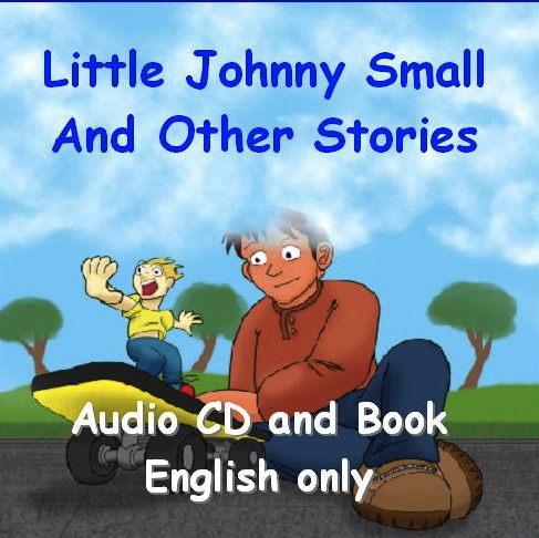 Little Johnny Small and Other Stories CD Cover